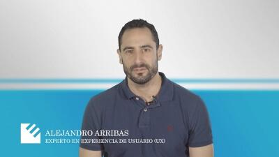 Curso de Nanotraining en Experiencia de Usuario - UX (con Alejandro Arribas)