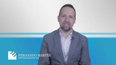 Curso de Nanotraining en Internet de las Cosas - IoT (con Fernando Martín)